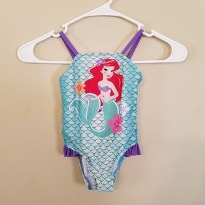 Disney Baby Little Mermaid Bathing Suit
